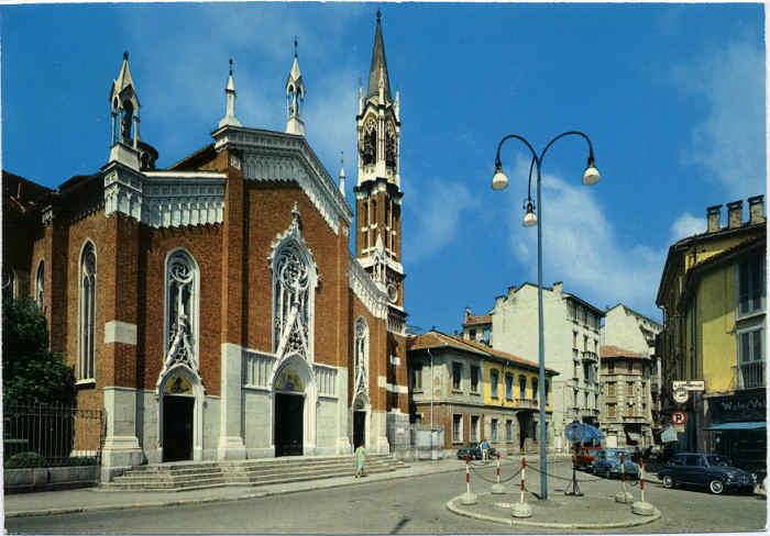 Chiesa degli angioli e monumento a s carlo borromeo - La tavola rotonda santa maria degli angeli ...
